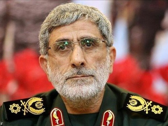 Meet Qassem Soleimani's Replacement: Esmail Ghaani Is Iran's New Top Military Leader