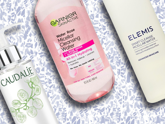 Cleanse Your Face With Our Favorite Micellar Waters