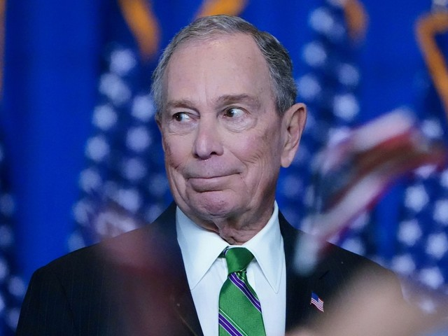 Mike Bloomberg to spend at least $100 million in Florida to benefit Joe Biden