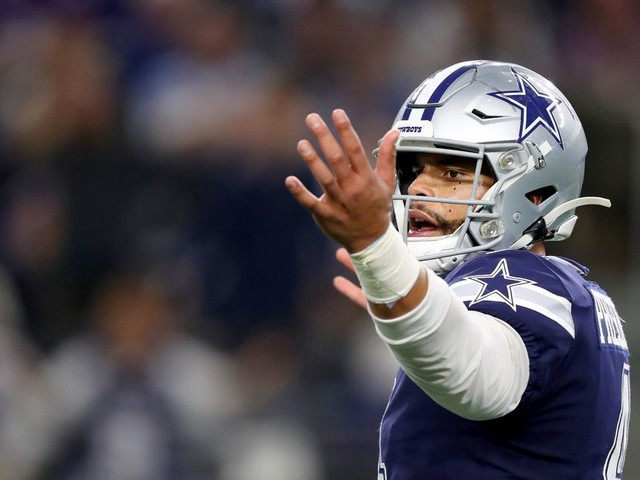 The Cowboys Just Need to Trust Dak Prescott