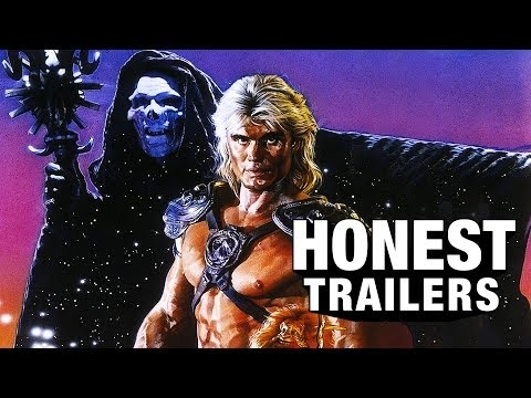 An Honest Trailer for Masters of the Universe