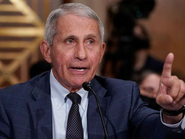 Dr. Fauci rejects idea that wearing or not wearing face mask is a matter of personal liberty: 'I disagree'