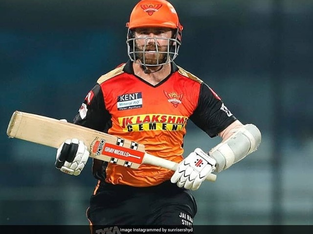 IPL 2021: SRH's Williamson Happy To See Players Getting Used To New Roles