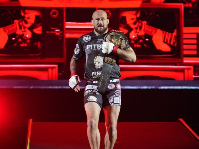 KSW 50 results: De Fries and Narkun retain titles