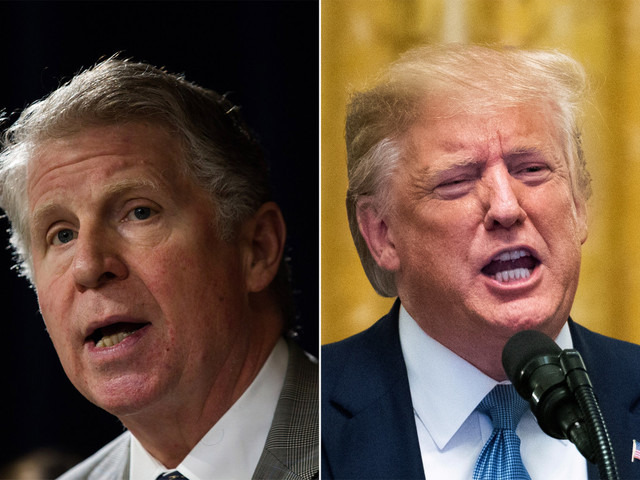 Manhattan DA temporarily barred from enforcing subpoena for Trump's tax returns