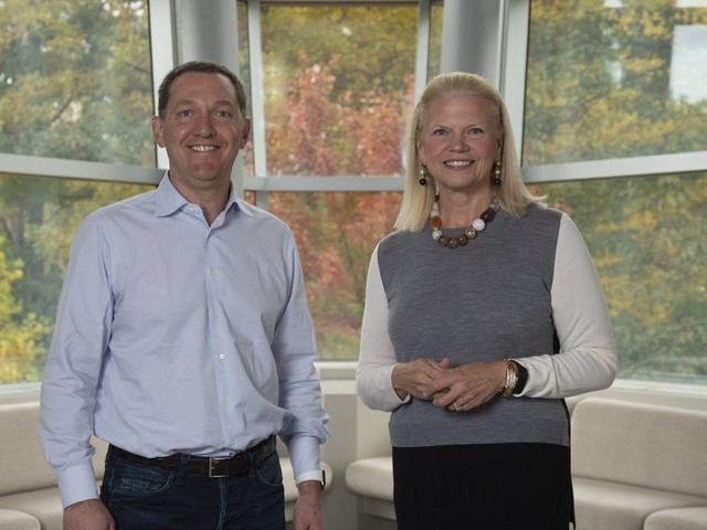 A Wall Street analyst says Red Hat's CEO is seen by investors as the likely successor to IBM chief Ginni Rometty (IBM)