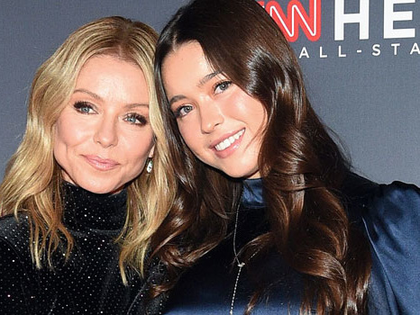 Kelly Ripa Reveals Her Daughter Lola Tried To 'Heckle' Her When She Attempted To Film A TikTok Dance Routine