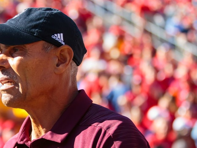 Herm Edwards' first season at Arizona State was incredibly ... normal. Boooooooooo.