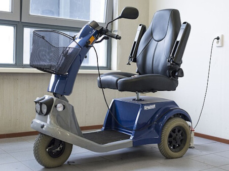 Luxury Power Chairs and Mobility Scooters