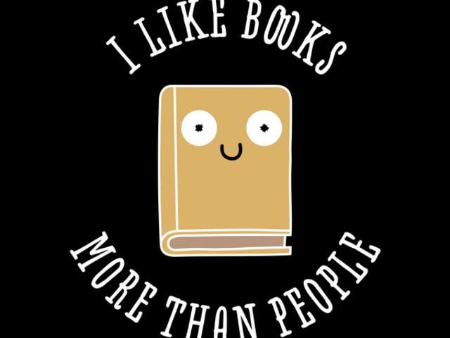 Book Love - They May Not Be As Warm As People, But They're Way More Interesting!