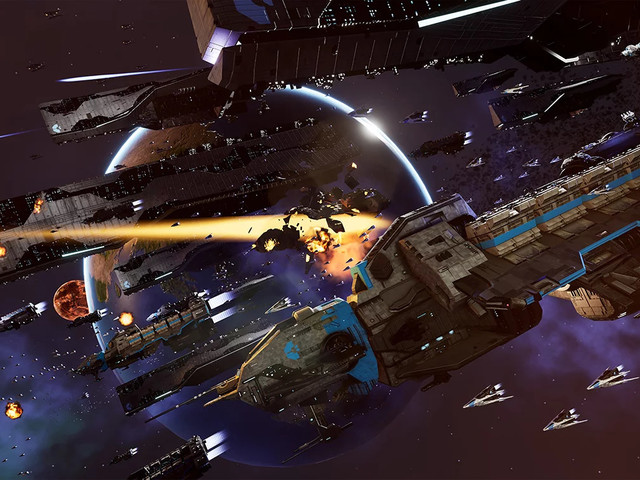 Hadean hosts 10k-ship Eve: Aether Wars battle