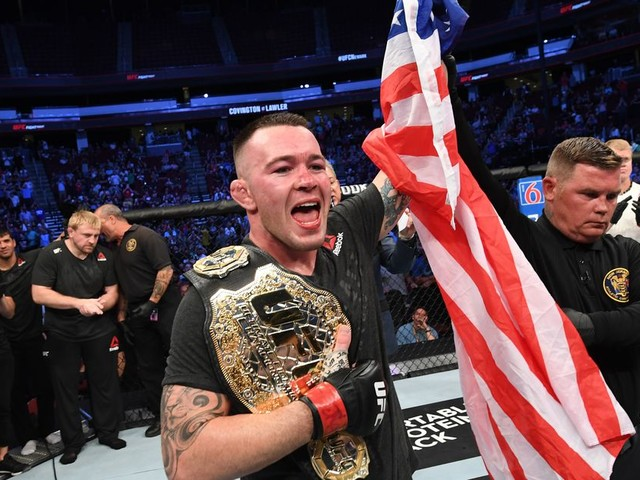 Covington won't leave ATT, even though 'everybody in the gym's jealous of me'