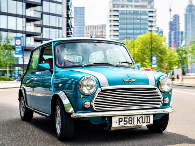 Electric-powered Classic Mini Conversion that is Light & Kind to the Wallet & Environment launched in UK