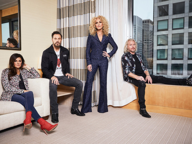 Little Big Town dropping new album as 'gateway drug' to country music