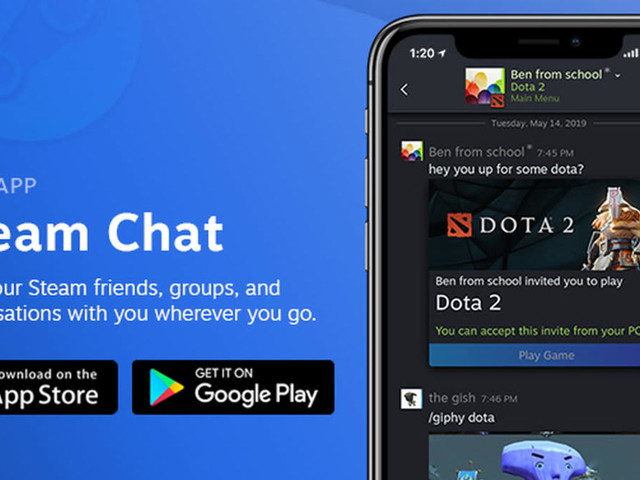 How to Use Valve's New Steam Chat App
