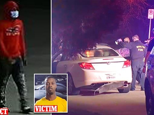 Houston man, 30, is shot dead while trying to get stolen car back after running after car thief