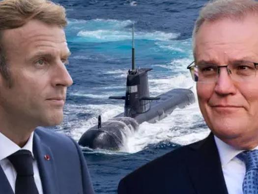 "France Won't Let Go Of Submarine Dispute ""Crisis"" - Threatens To Torpedo EU-Australia Trade Talks"