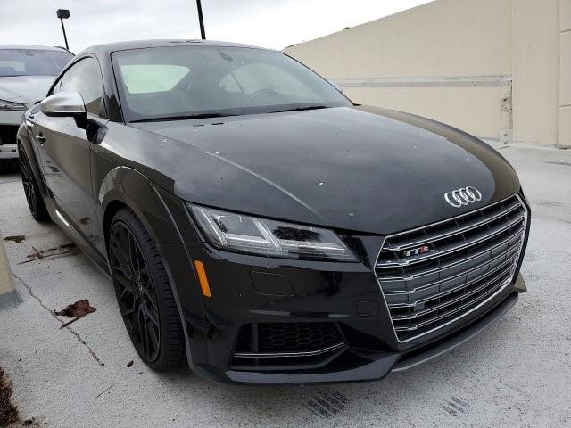 2016 Audi TTS 2.0T