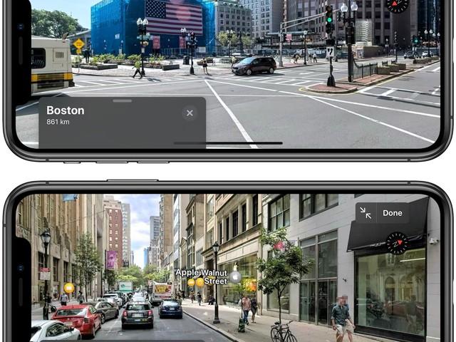 Apple Maps Expands 3D Street View Feature to Boston, Philadelphia, and Washington, D.C.