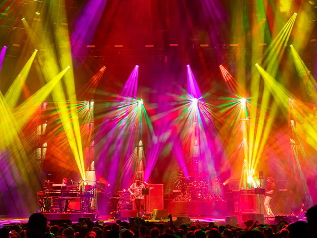 The Disco Biscuits Announce New Year's Run 2019 To Close PlayStation Theater