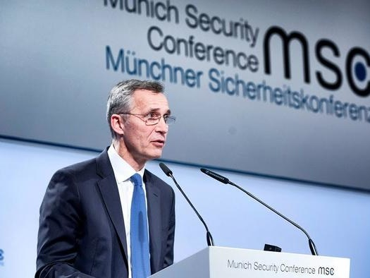 NATO Chief Says 'Rise Of China A Defining Issue' For The Alliance