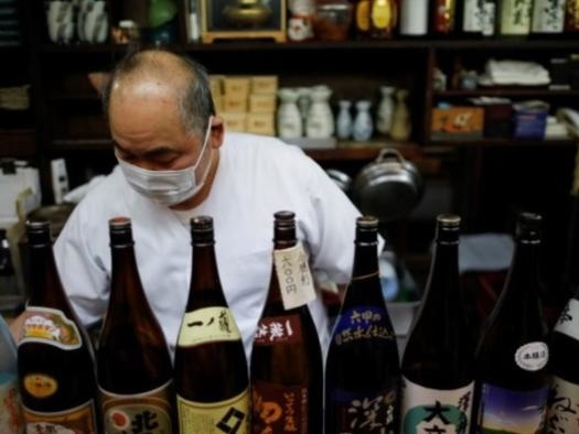 Tokyo Allows Alcohol For Patrons Drinking Alone As Organizers Mull Olympic Games Crowd Limits