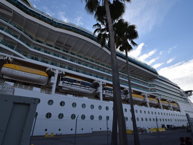 Brilliance of the Seas Live Blog - Day 1 - Embarkation Day