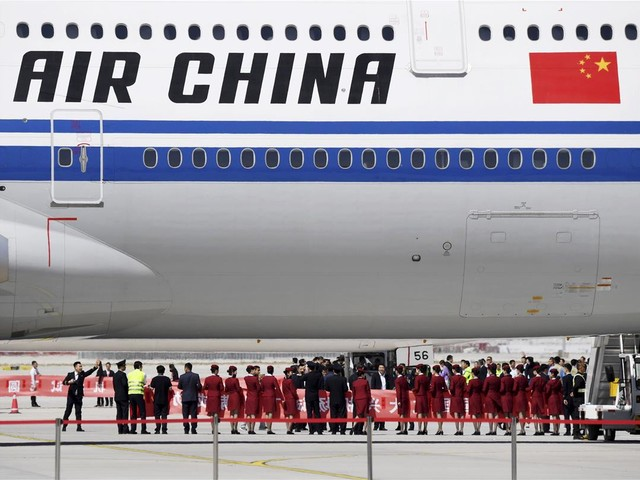 Woman Who Flew to China While Sick Could Be Charged