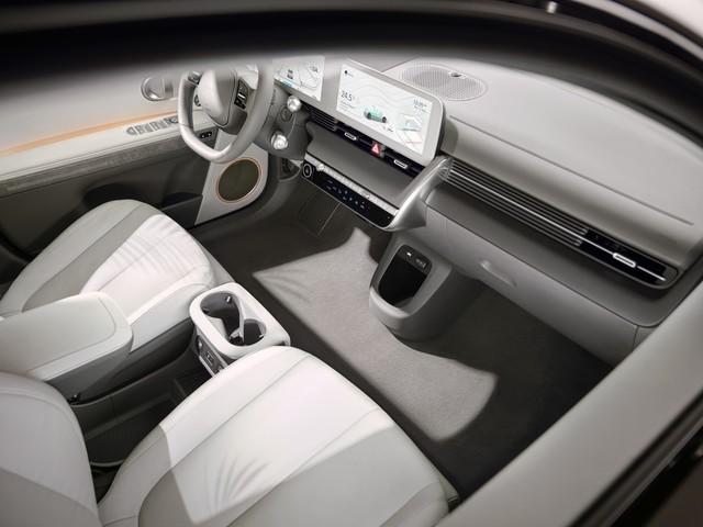 This Just In: hyundai Launches IONIQ 5 Electric Midsize CUV