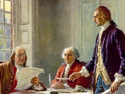 What the Founding Fathers were doing before their act of rebellion made them famous