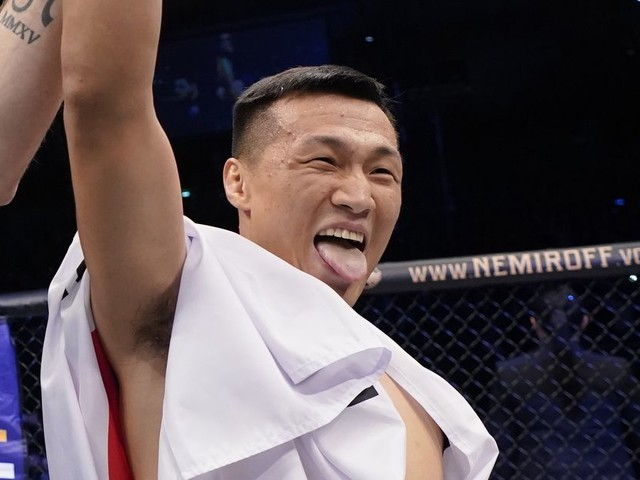 Korean Zombie believes he'd beat Volkanovski 'easier than Holloway could'
