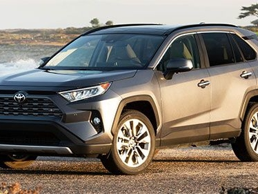 Road Tests: 2019 Toyota RAV4