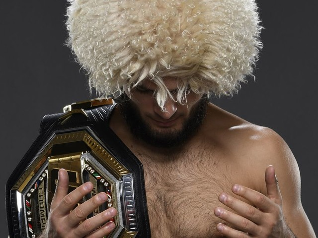 Khabib says God humbled McGregor at UFC 264
