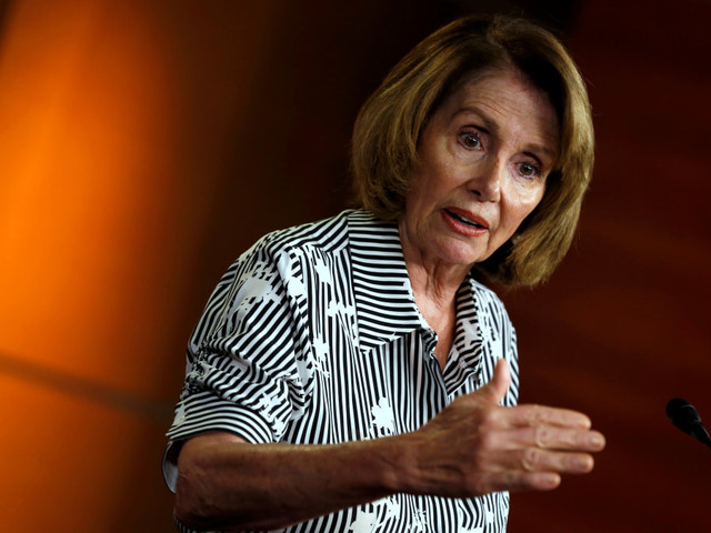 Nancy Pelosi says the president 'went rogue' with Iran and health care decisions
