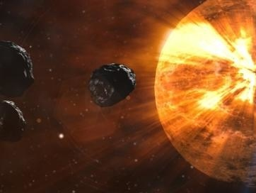 The Golden Asteroid Worth $700 Quintillion