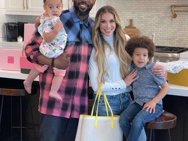 """Stephen """"tWitch"""" Boss Just Revealed His Mother's Day Gifts for Allison Holker"""