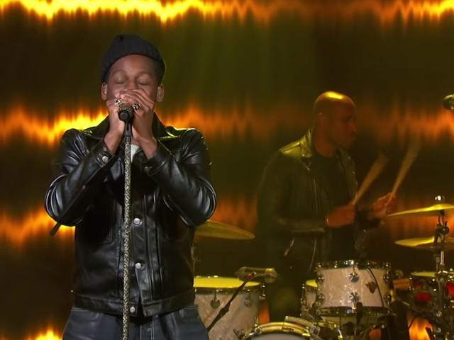 Leon Bridges Covers Ginuwine's 'Pony' For 'Jimmy Kimmel Live'