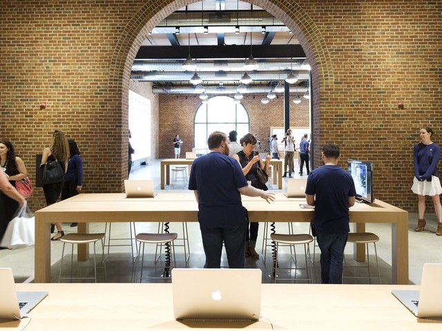 iOS gains market share in U.S. and elsewhere, falls in UK due to Samsung promotions