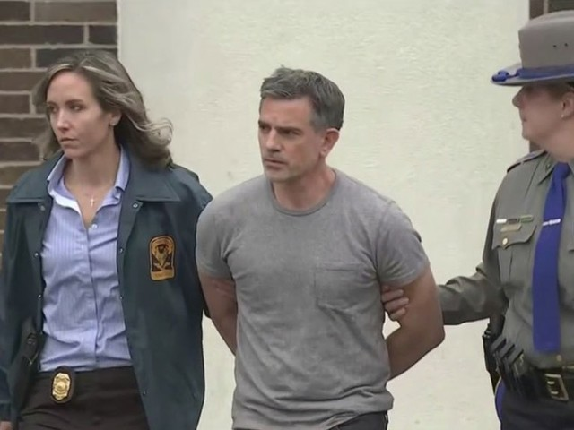 Fotis Dulos Accused Of Violating House Arrest, Removing Items From Missing Wife's Memorial