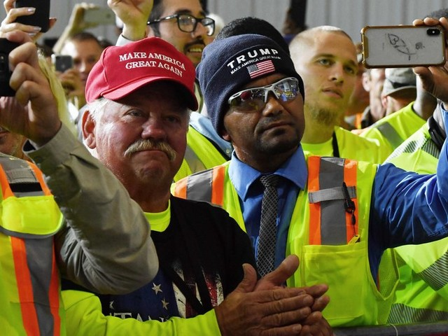 Why Do Trump Supporters Support Trump?