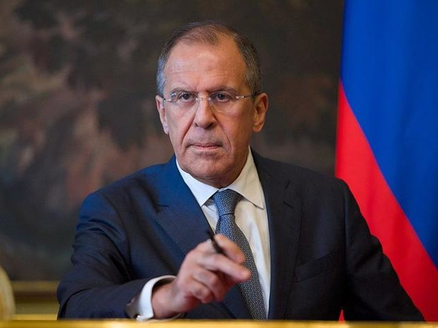 "Sergei Lavrov Warns ""The World Is At A Crossroads"""
