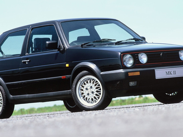 VW Golf Countdown: 1983-1991 Mk2 Became The Evolution Of An Icon