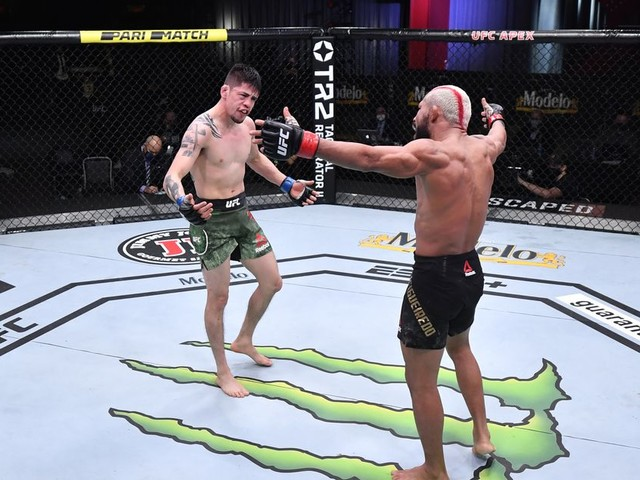 UFC 263 video: Watch Figueiredo vs. Moreno 1
