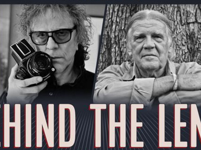 Photographers Mick Rock & Henry Diltz Announce Behind The Lens Tour