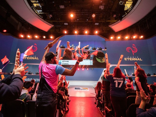 Paris Eternal, the city's Overwatch League team, will start its 2020 season based in ... New Jersey?