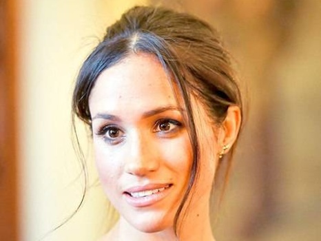 Meghan Markle's Latest Outfit Features One Stylish Surprise We Bet You Missed