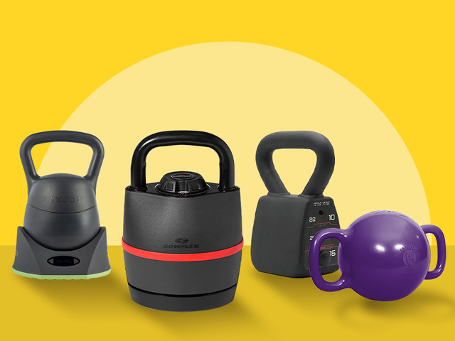 The Best Adjustable Kettlebells That Won't Take Over Your Entire Home Gym