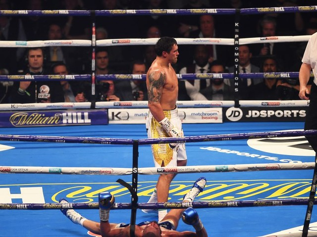 Sunday Punch: Oleksandr Usyk violently ends Tony Bellew's career