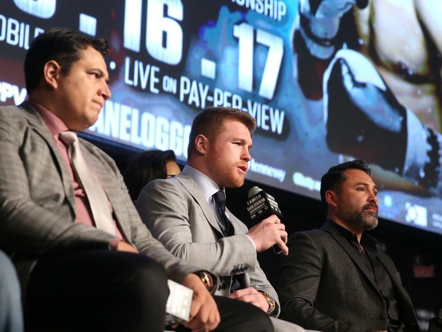 Canelo Alvarez snubs Jorge Masvidal: 'It is not a challenge for me'