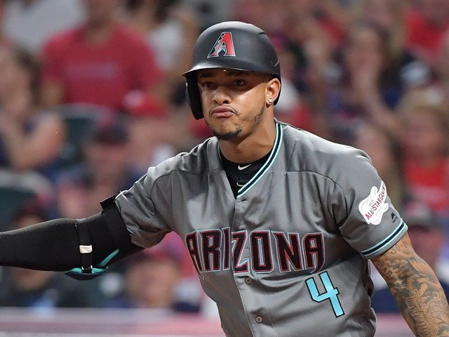 What the hell, Ketel Marte?